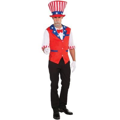 Forum Novelties Fun Uncle Sam Adult Costume