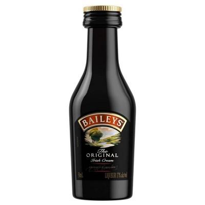 Baileys Irish Cream Liqueur - 50ml Bottle