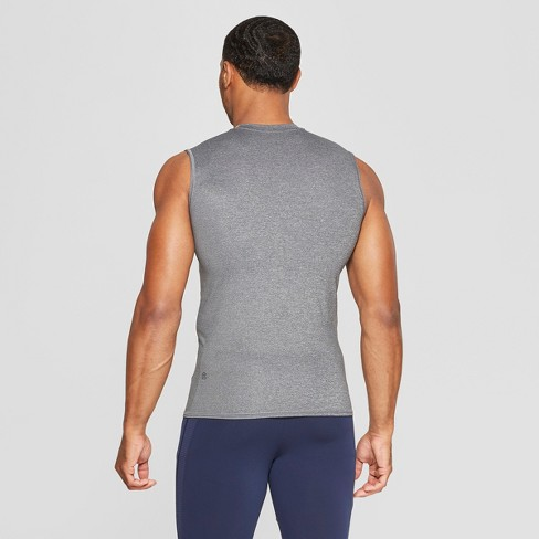 6321542bf Men's Sleeveless Fitted Compression T-Shirt - C9 Champion® : Target