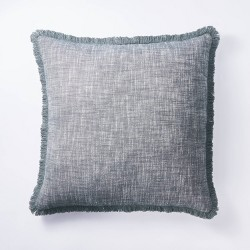 Woven Textured Pillow - Threshold™ designed with Studio McGee