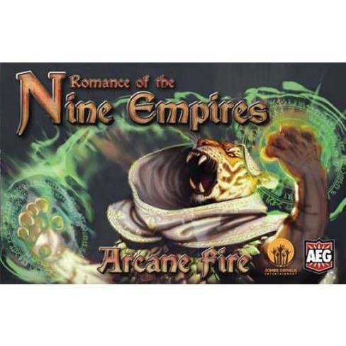 Romance of the Nine Empires - Arcane Fire Board Game - image 1 of 1