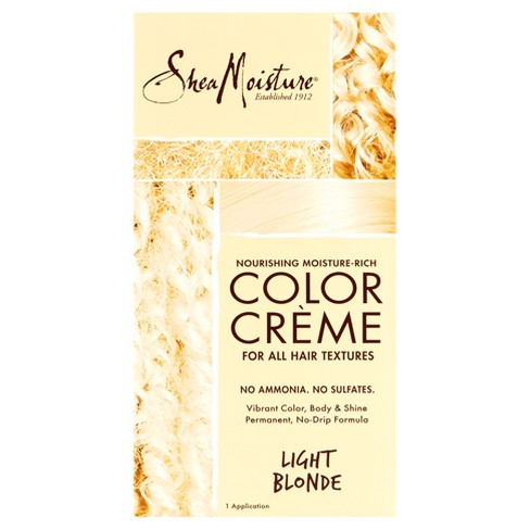 SheaMoisture Moisture-Rich, Ammonia-Free Hair Color System - image 1 of 5