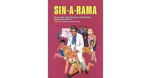 Sin-a-Rama : Sleaze Sex Paperbacks of the Sixties -  Expanded - image 1 of 1