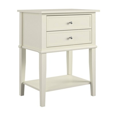 Durham Accent Table with 2 Drawers - Room & Joy