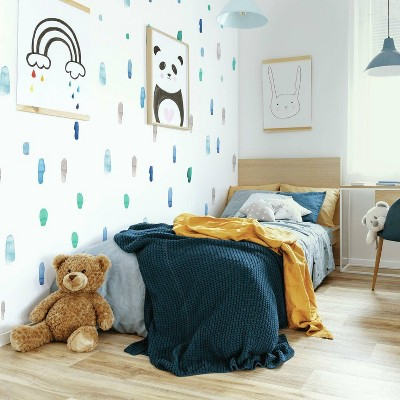 Cool Swatch Peel and Stick Wall Decal - RoomMates