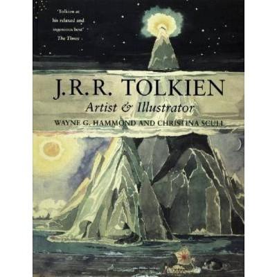 J.R.R. Tolkien - by  Wayne G Hammond & Christina Scull (Paperback)