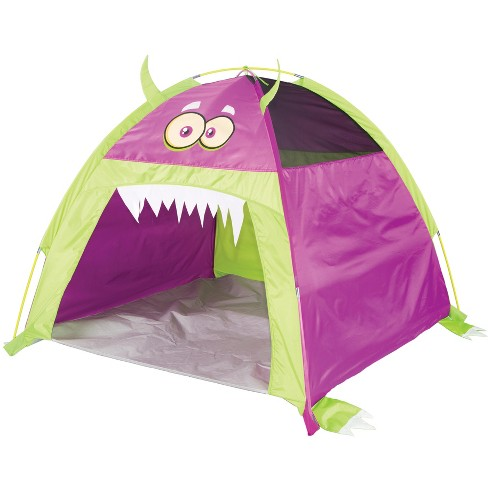 Pacific Play Tents Kids Izzy The Friendly Monster Dome Play Tent 4' x 4' - image 1 of 4