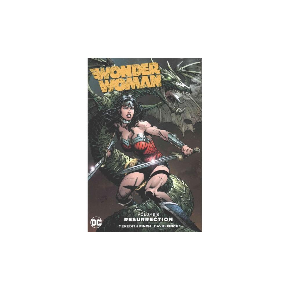 Wonder Woman 9 : Resurrection (Hardcover) (Meredith Finch)