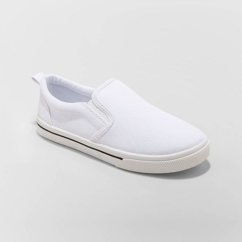 Kids' Jaime Twin Gore Slip-On Apparel Sneakers - Cat & Jack™ - image 1 of 3