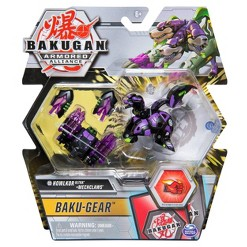 "Bakugan Ultra Howlkor with Transforming Baku-Gear Armored Alliance Collectible Action Figure 3"""