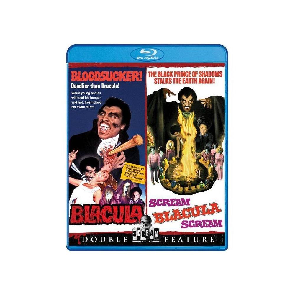 Blacula / Scream, Blacula, Scream (Blu-ray)