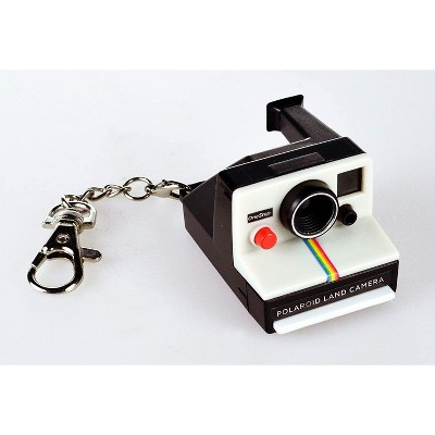 Super Impulse Worlds Coolest Polaroid Camera Keychain