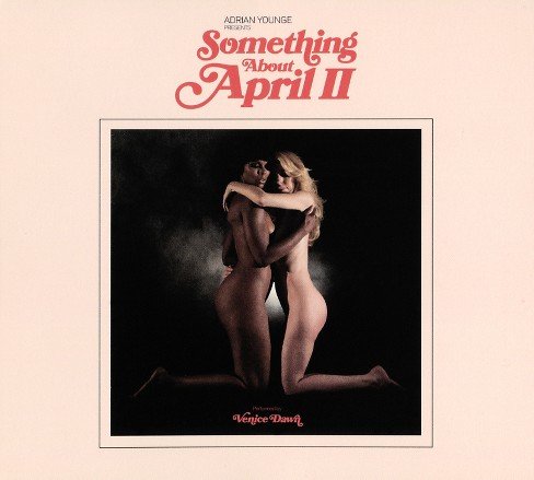 Adrian younge - There's something about april ii (CD) - image 1 of 1