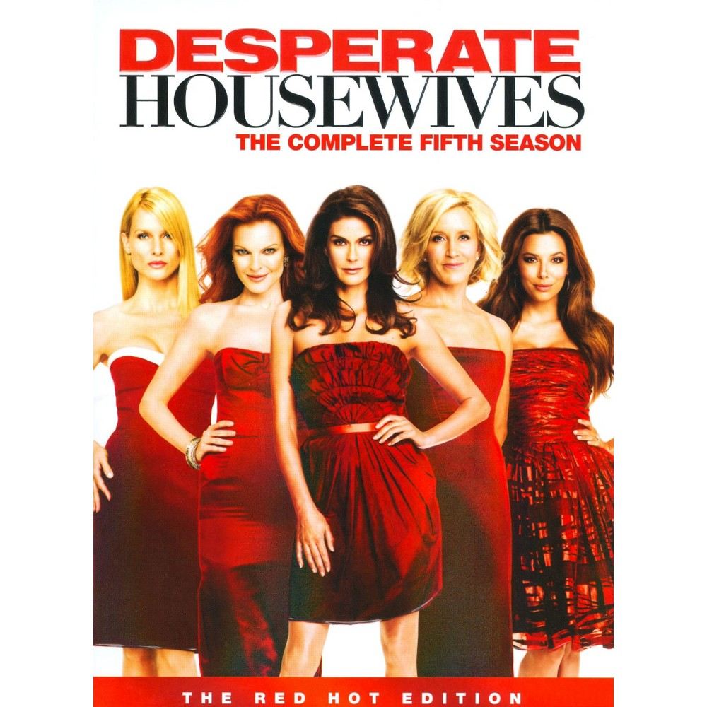 Desperate Housewives: The Complete Fifth Season [7 Discs]