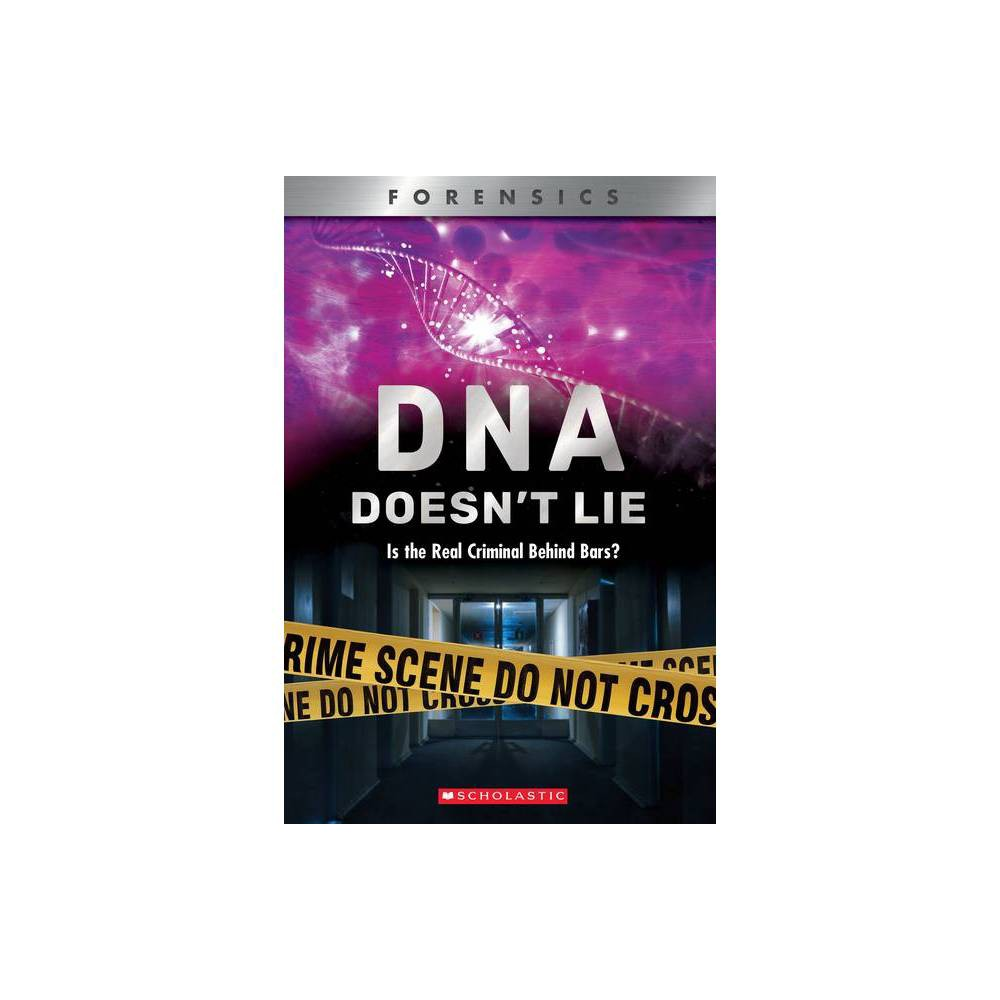 Dndoesn T Lie Xbooks Xbooks Forensics By Anna Prokos Paperback