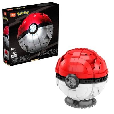 Mega Construx Pokémon Jumbo Poké Ball Construction Set