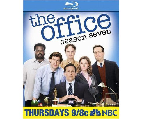 The Office: Season Seven (4 Discs) (Blu-ray) - image 1 of 1