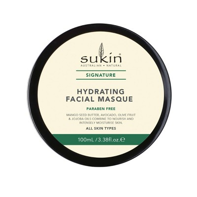 Sukin Signature Hydrating Facial Masque - 3.38 fl oz