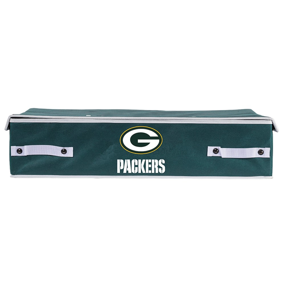 Nfl Franklin Sports Green Bay Packers Under The Bed Storage Bins Large