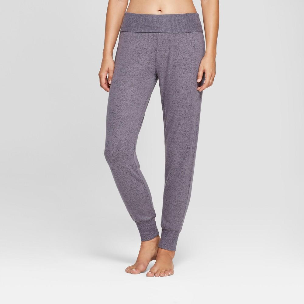 Cozy Maternity Pajama Pants Dark Gray Xxl, Women's