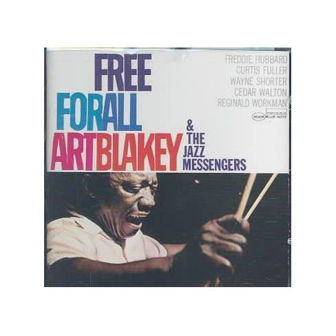Art Blakey - Free For All (CD) - image 1 of 1