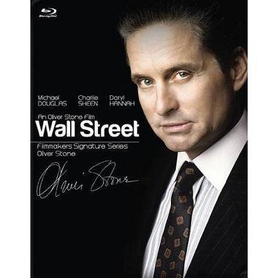 Wall Street (Blu-ray)(2012)