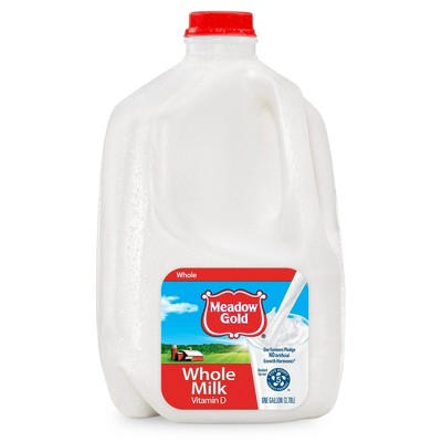 Meadow Gold Whole Milk - 1gal