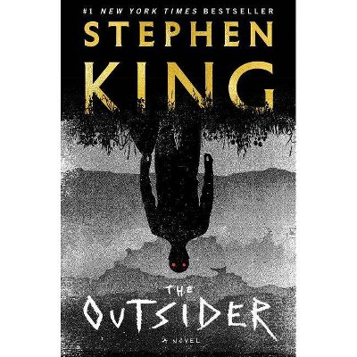 The Outsider by Stephen King (Hardcover)