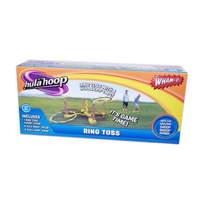 Hula Hoop Ring Toss Game Set