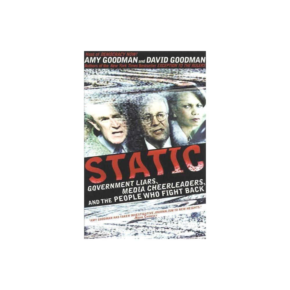 Static By Amy Goodman Paperback