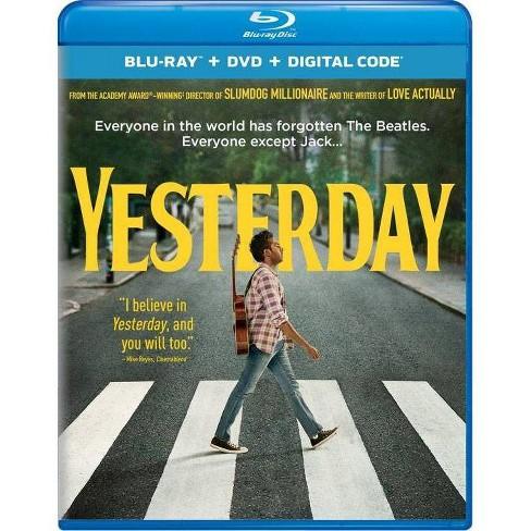 Yesterday (Blu-ray) - image 1 of 1