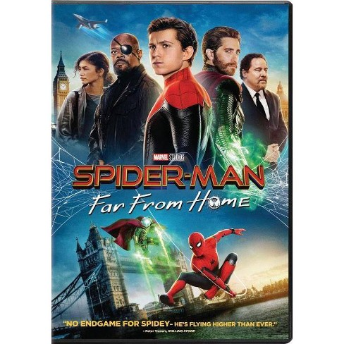 Spider-Man: Far From Home (DVD + Digital) - image 1 of 1