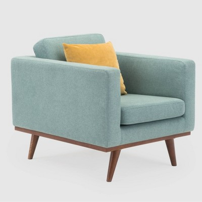 James Mid Century Modern Club Chair - RST Brands