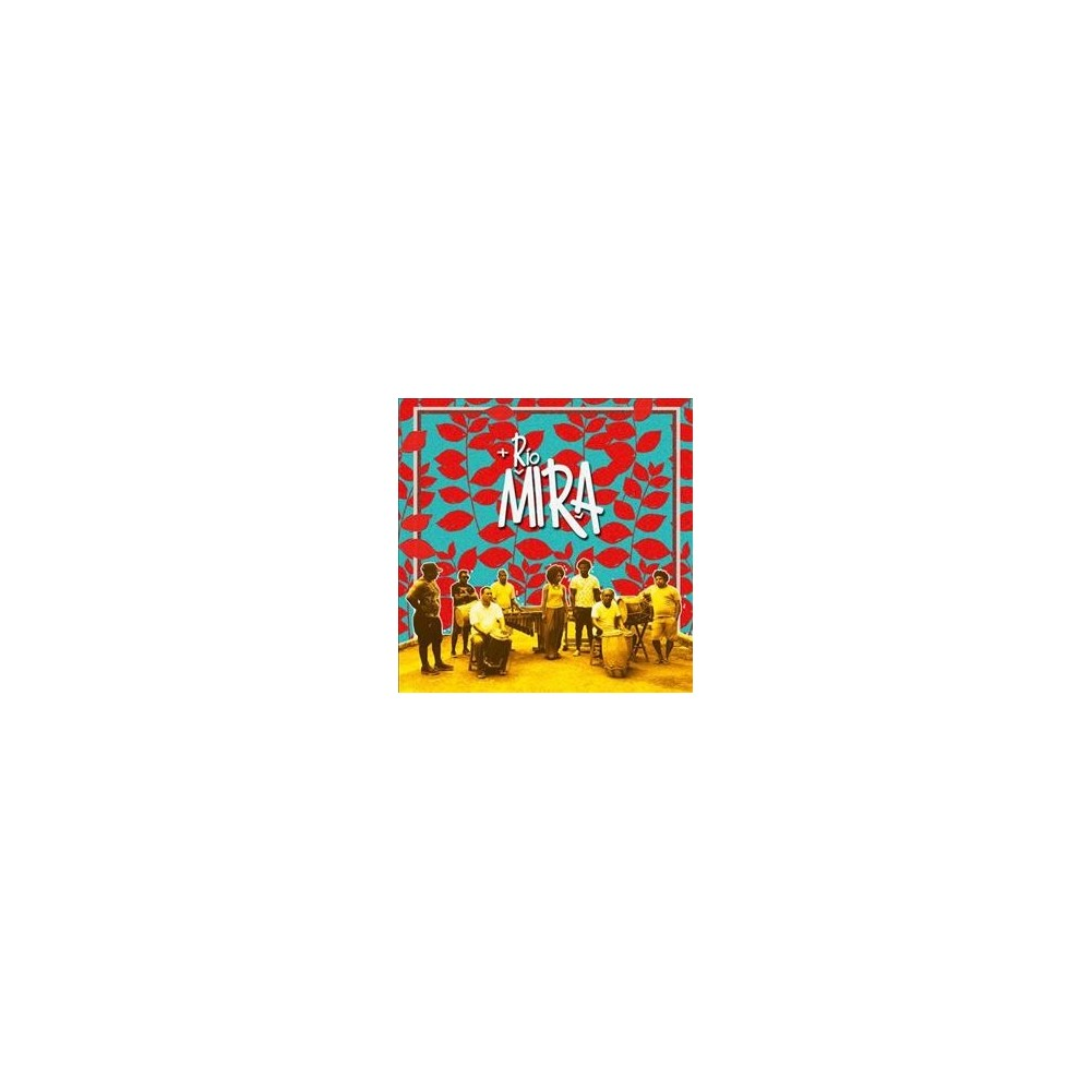 Rio Mira - Marimba Del Pacifico (CD)