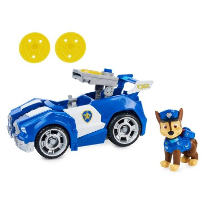PAW Patrol: The Movie Chase Transforming Police Car