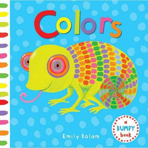 Colors - (Board Book) - image 1 of 1