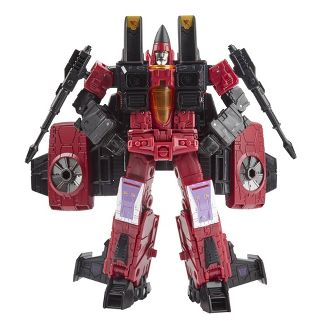 Transformers Generations War for Cybertron Earthrise Voyager WFC-E26 Thrust