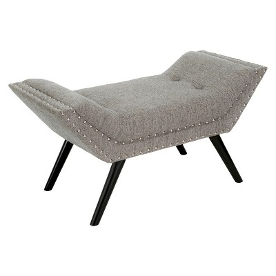 Rosalynn Tufted Ottoman Bench - Christopher Knight Home