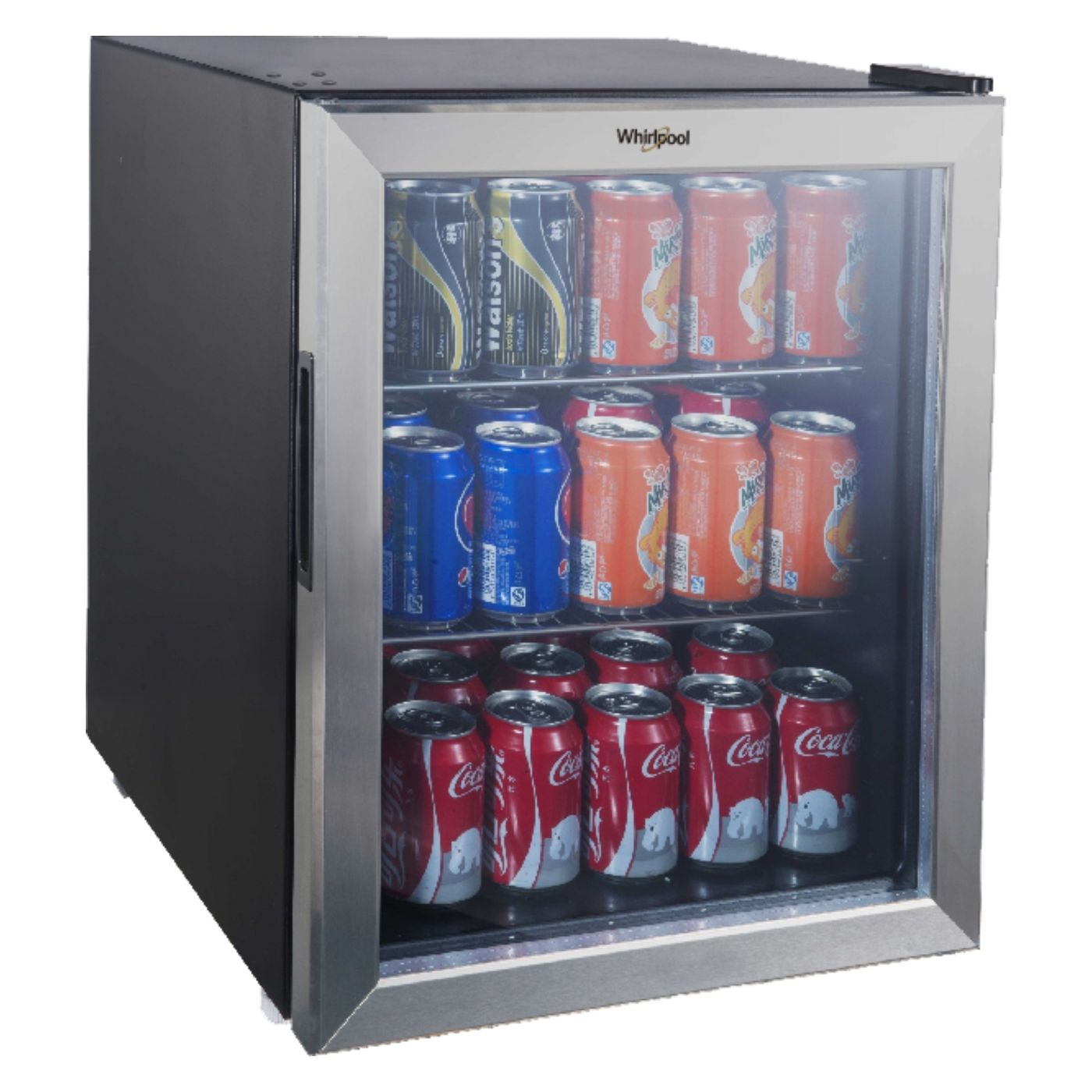 Whirlpool 2.7-cu. ft. Mini Refrigerator Beverage Center