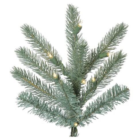 - 7.5ft Colorado Blue Spruce Artificial Christmas Tre : Target