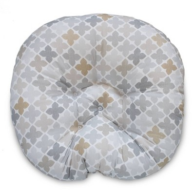 Boppy Newborn Lounger - Gray Taupe Four Square