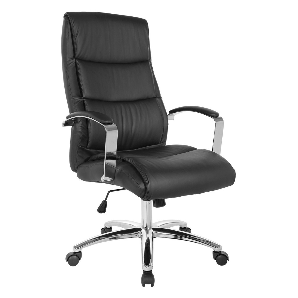 Peterson Manager Chair Black - Osp Home Furnishings