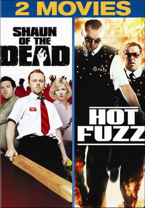 Shaun of the dead/Hot fuzz (DVD) - image 1 of 1