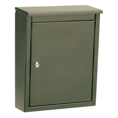 Architectural Mailboxes Soho Power Coated Mailbox Bronze