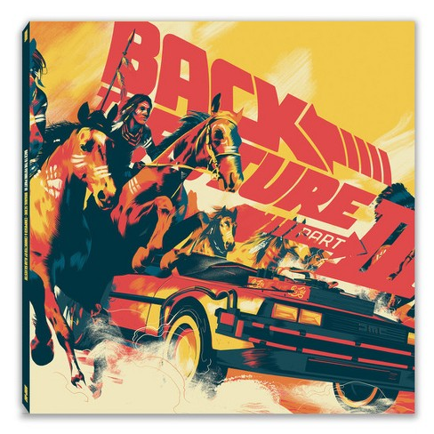 Alan silvestri - Back to the future:Part iii (Ost) (Vinyl) - image 1 of 1