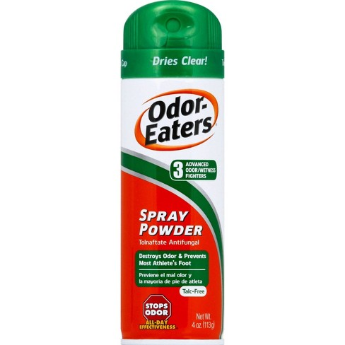 Odor-Eaters Foot & Sneaker Spray - 4oz