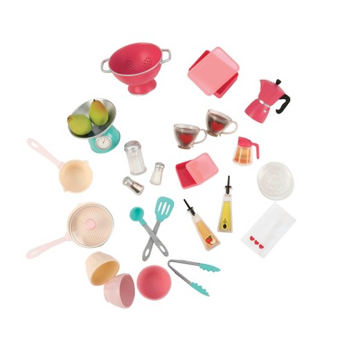 Our Generation Cute as Pie Kitchen Accessory Set - image 1 of 3