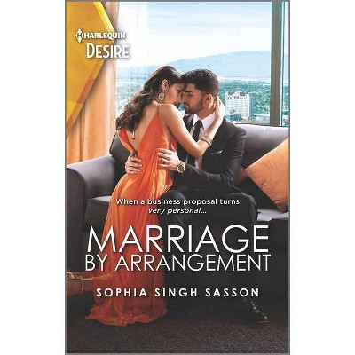 Marriage by Arrangement - (Nights at the Mahal) by  Sophia Singh Sasson (Paperback)