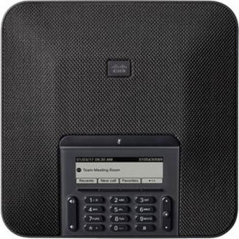Cisco 7832 IP Conference Station - Smoke - VoIP - Caller ID - SpeakerphoneNetwork (RJ-45) - PoE Ports - Monochrome - image 1 of 1