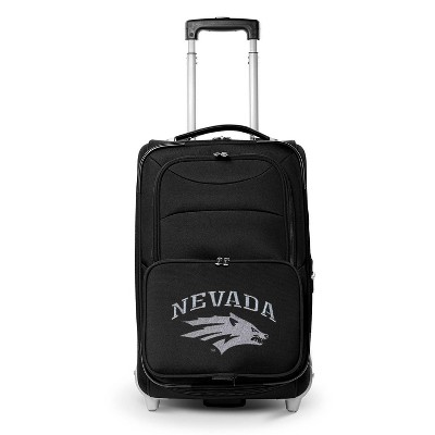 "NCAA Nevada Wolf Pack 21"" Spinner Wheels Suitcase"